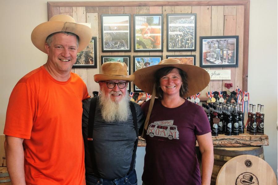 Day 1 – Heading To Nebraska Via New Florence, Missouri