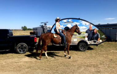 Heading to South Dakota – With a Surprise Roadside Rodeo Stop – Day 7