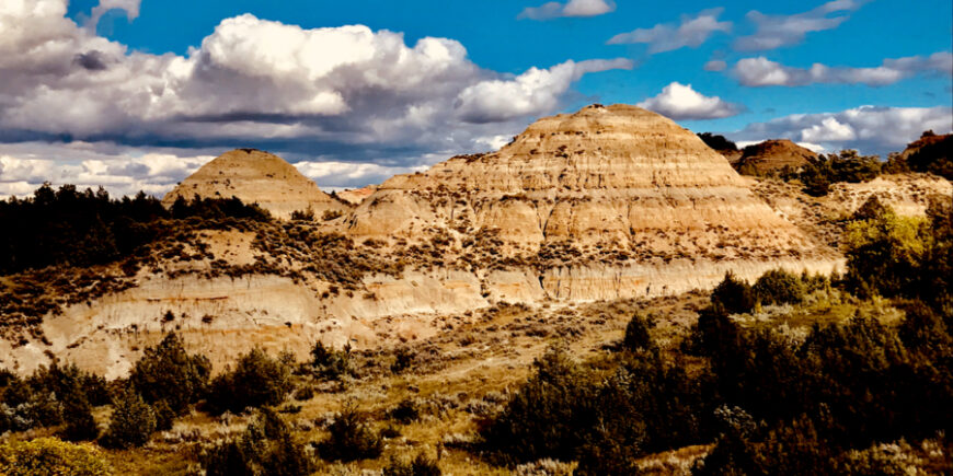 Hiking Theodore Roosevelt National Park and Medora – Day 19
