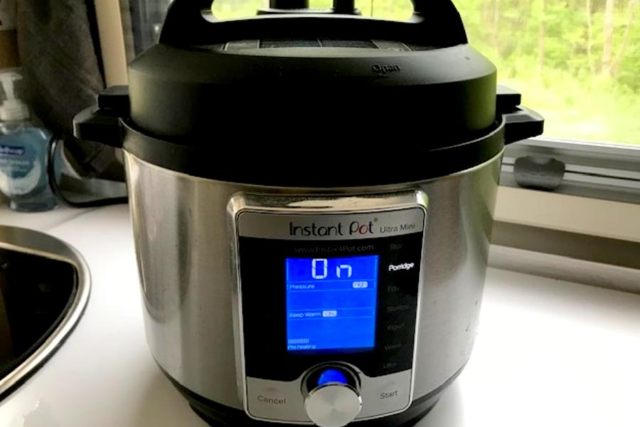 3 quart instant pot