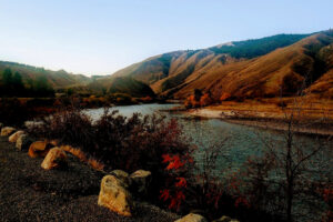 natural beauty of Idaho