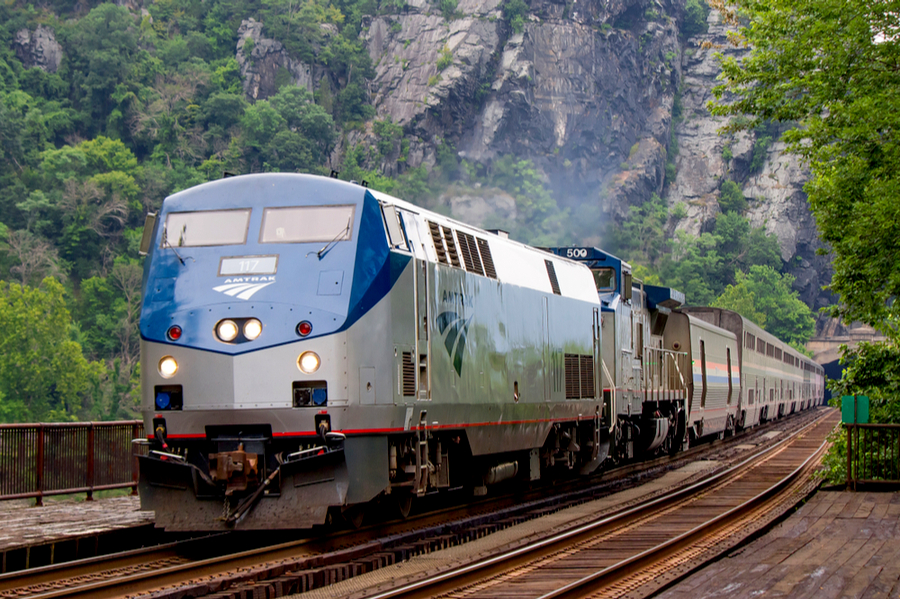 An Amazing Amtrak Trip Planned Due To Inclement Weather – Day 46