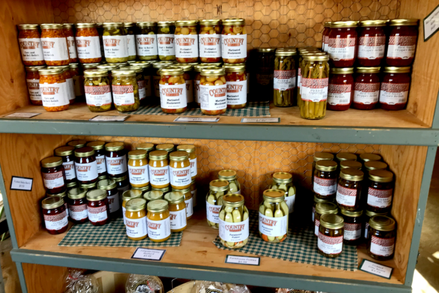 rowley's red barn canned goods