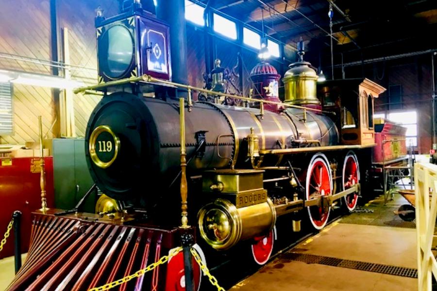 engine No. 119