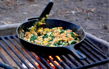 Cooking In A Camper – How We Create Our Meals On The Road. Day 42