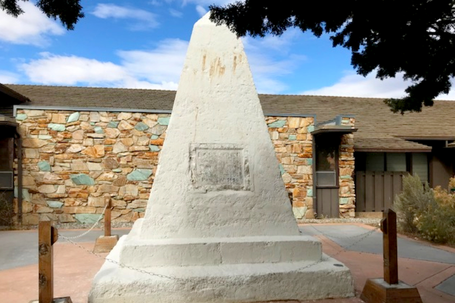 golden spike national monument