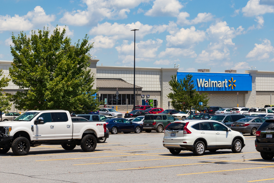 walmart camping for free