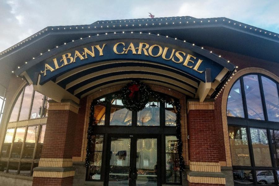 Albany Oregon Carousel