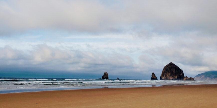 The Pacific Coastline