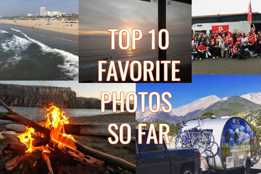 top ten favorite photos so far