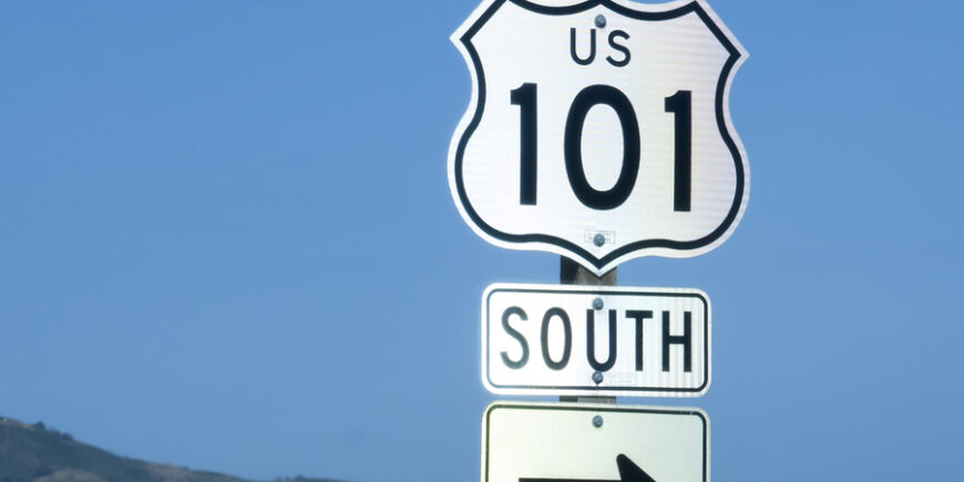 The Pacific Coast Scenic Byway – Traveling Down U.S. Route 101, Day 76