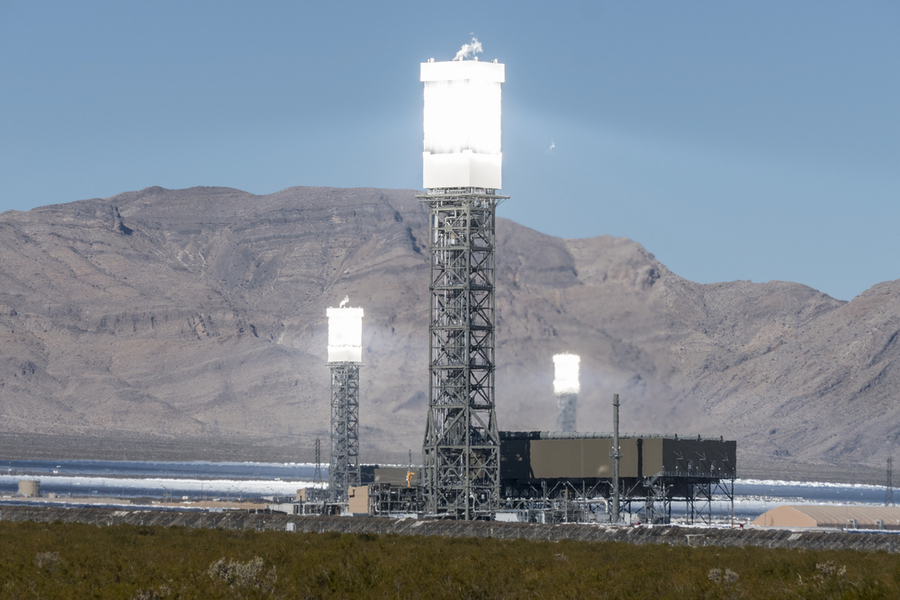 discovering Ivanpah