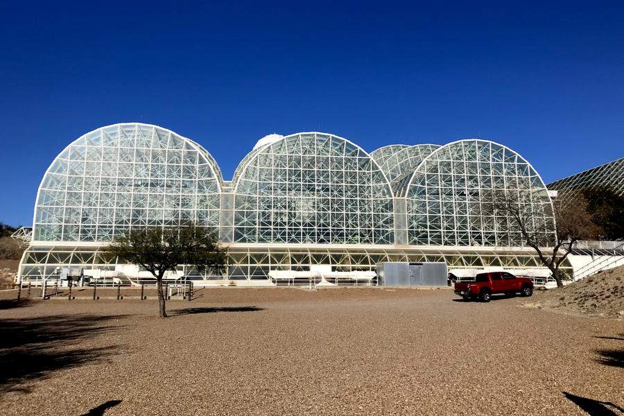 LEO domes