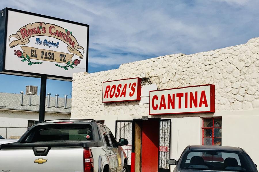 Rosas Cantina El Paso Texas