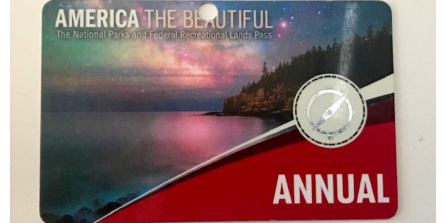 The Best Gift That You Can Buy – America The Beautiful Pass, Day 96