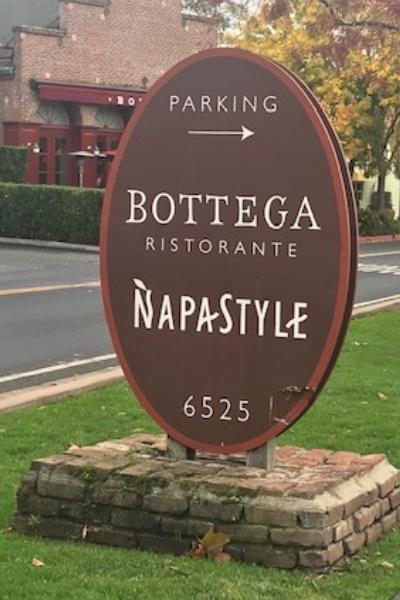 a night to remember at Bottega