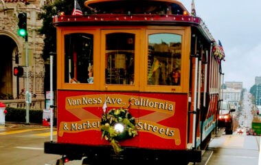 A Day In San Francisco – Driving, Walking, & Cable Cars, Day 87