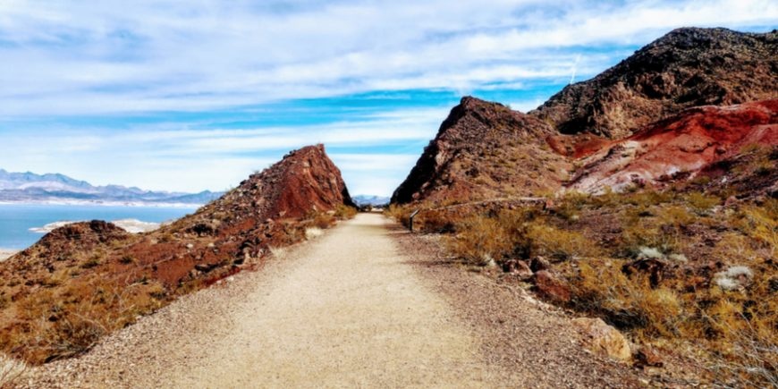Hiking To Hoover Dam – Not The Most Common Way To Get There, Day 94