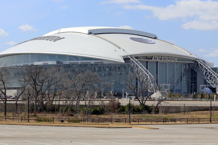 ATT Stadium - Cowboy Stadium