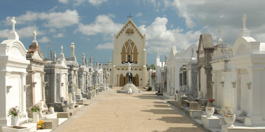 cemeteries of New Orleans