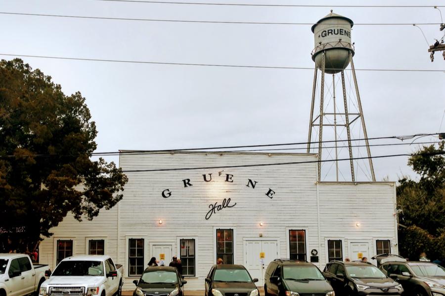 Gruene Texas - Gruene Hall
