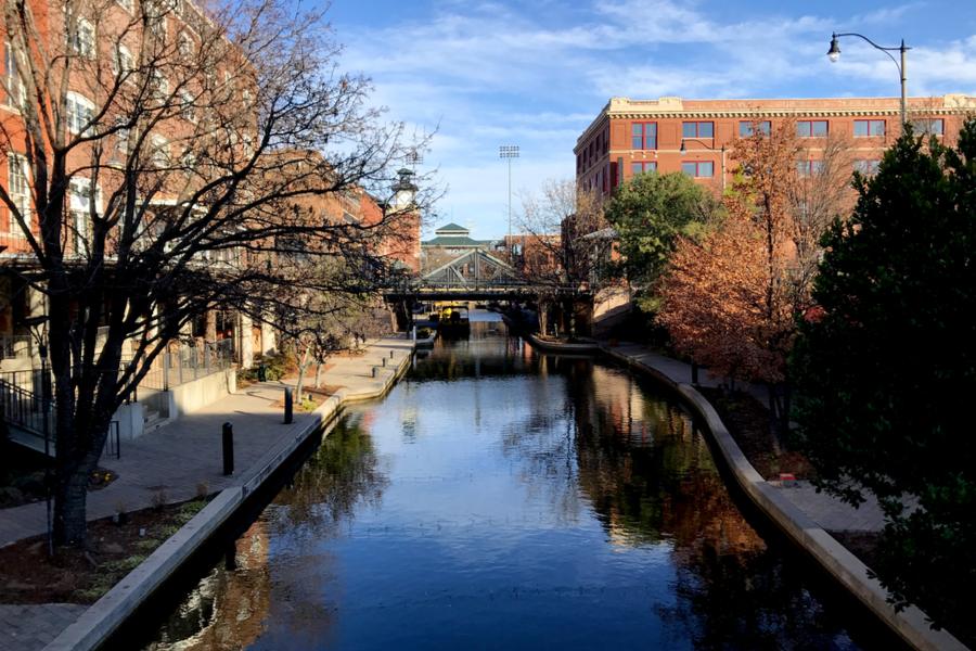 bricktown river walk