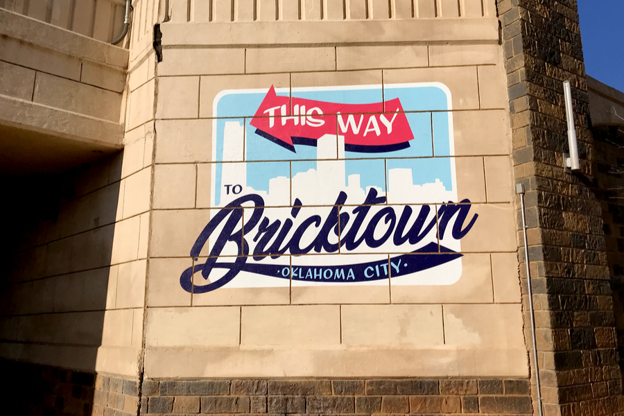 Bricktown Entertainment District – The River Walk in Oklahoma, Day 128