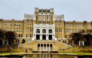 Historic Little Rock Central High School, Day 136