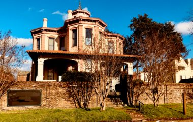 The Ace of Clubs House in Texarkana, Day 138