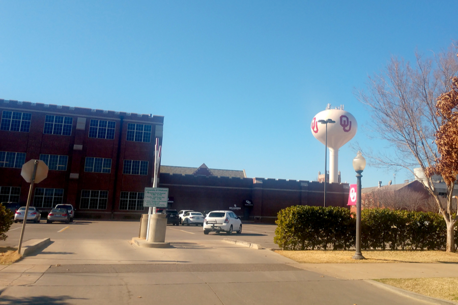 Oklahoma campus