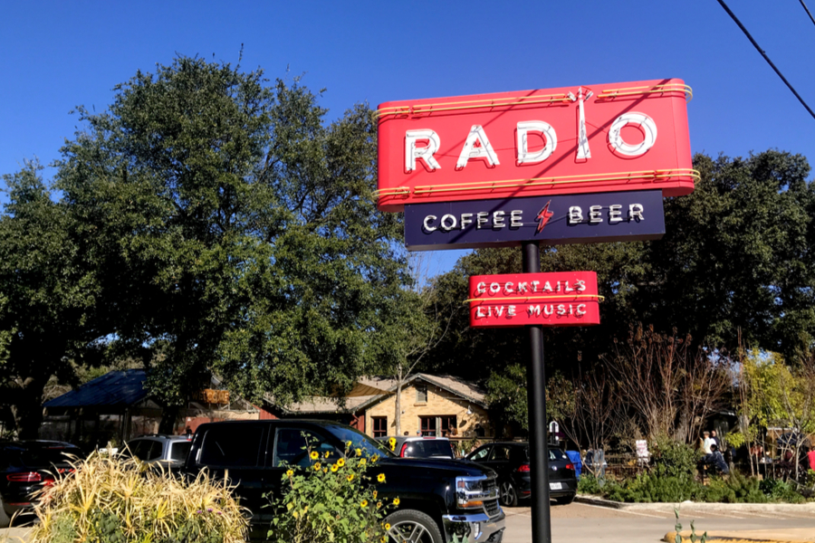 Austin Coffee Shops – Where Everyone Is Welcome, Day 118