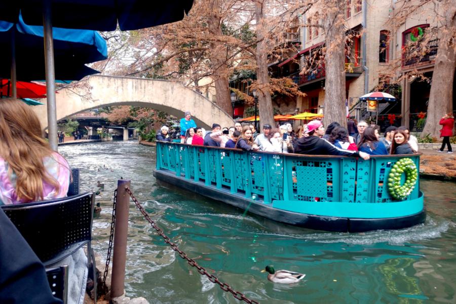river walk boat tour