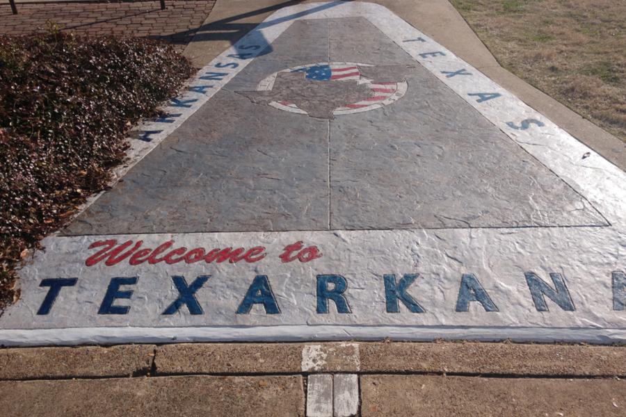 The Texarkana Post Office / Courthouse
