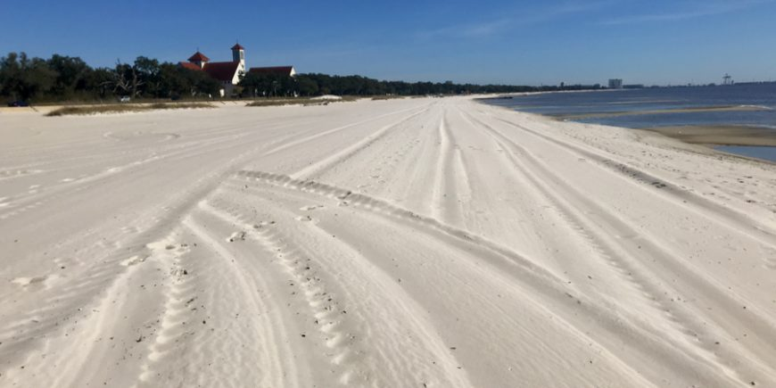 The Beautiful Beaches of the Mississippi Gulf Coast, Day 148
