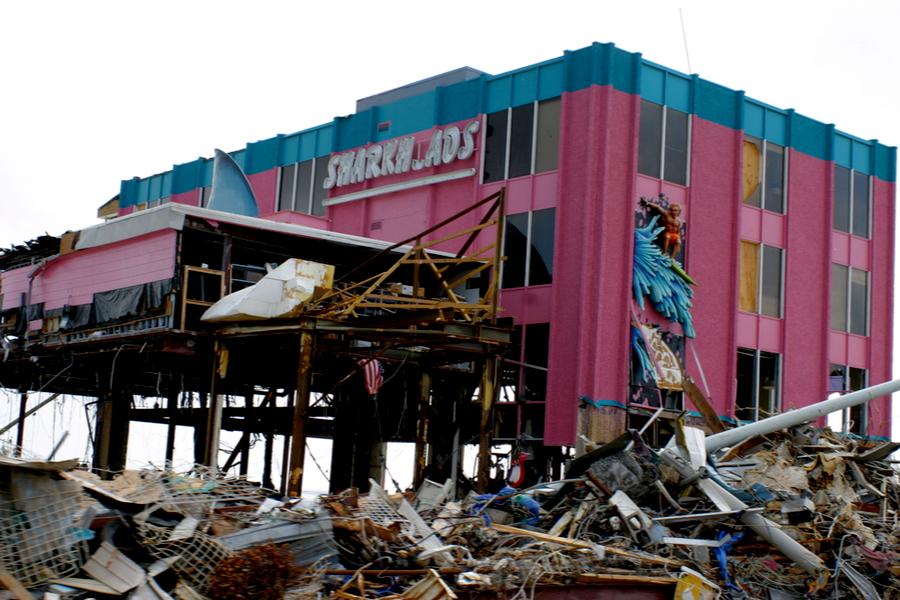 The Impact of Hurricane Katrina On The Mississippi Gulf Coast, Day 152