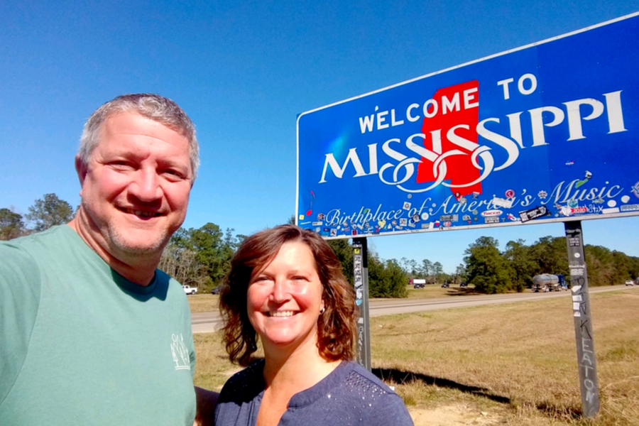 jim and mary Mississippi