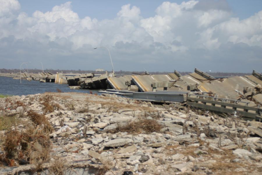 The Impact Of Hurricane Katrina On The Mississippi Gulf Coast Day 152