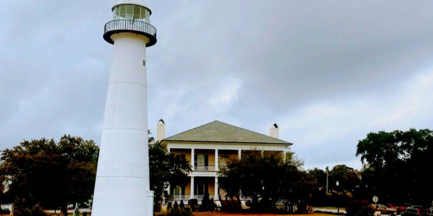 The Biloxi Lighthouse A Legacy Beacon Along The Gulf Shore Coast