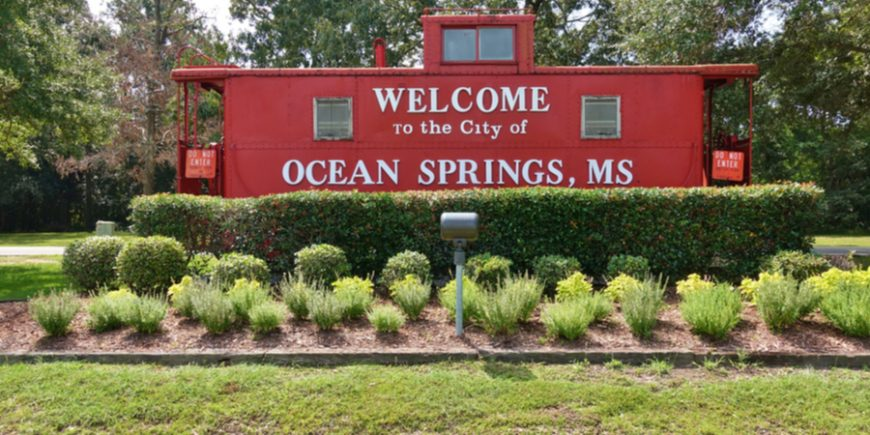 Ocean Springs, MS – A Quaint Town on The Secret Coast, Day 150