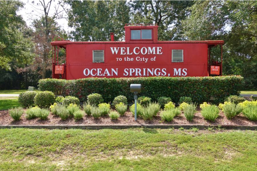 Ocean Springs, MS – A Quaint Town on The Secret Coast, Day 150