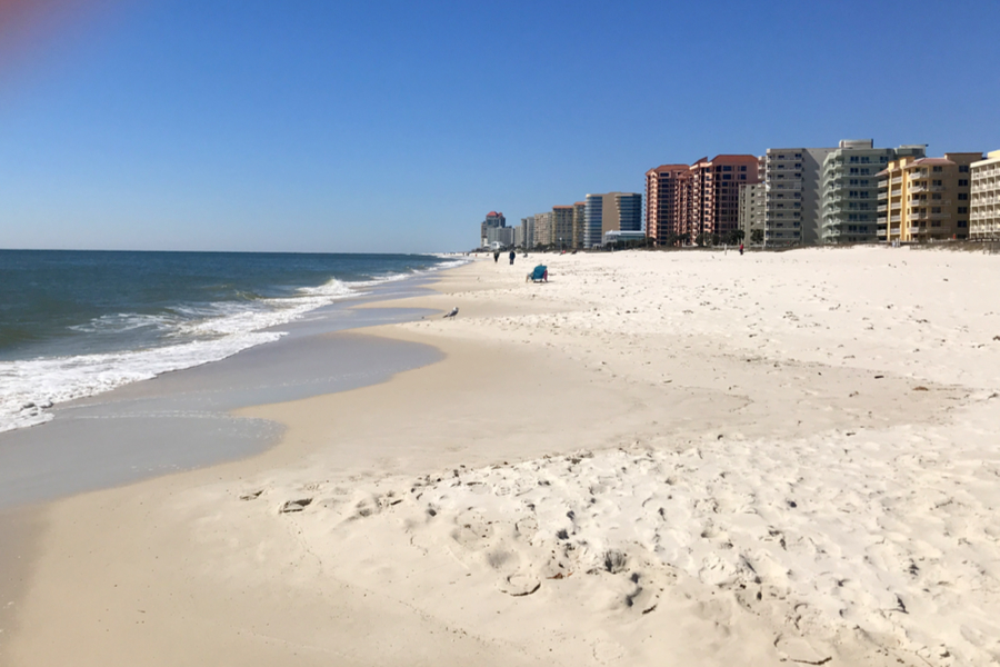 orange beach hotels