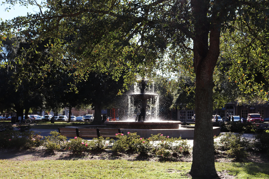 Pensacola park