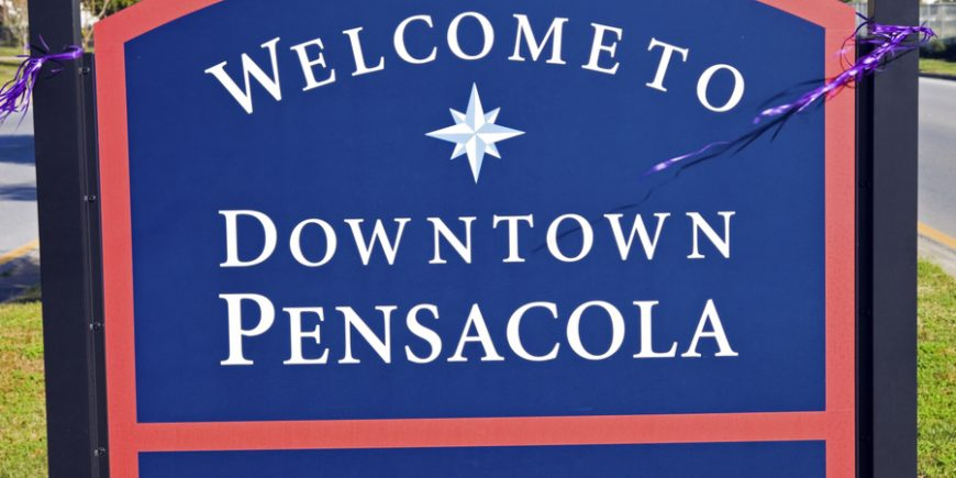 Pensacola, Florida – America's First Settlement, Day 160