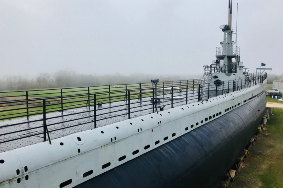 battleship memorial park submarine