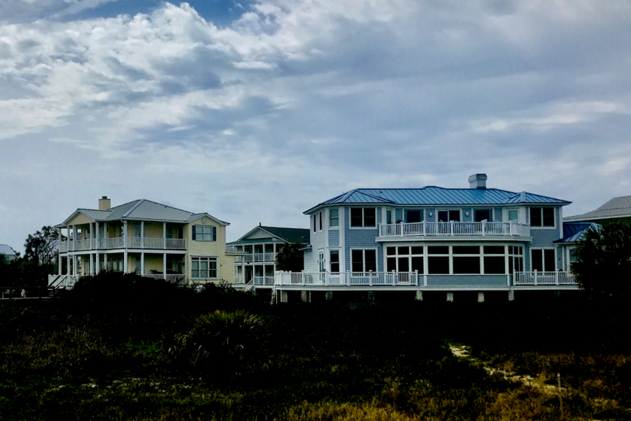 Tybee Island Homes