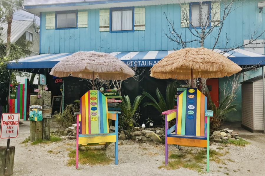 aj's dockside restaurant