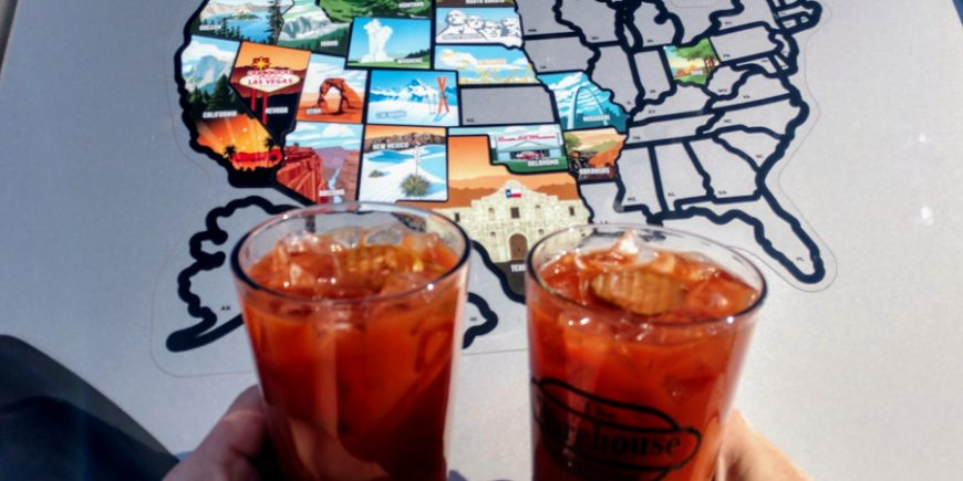 The Story Behind Our Trip's Saturday Morning Bloody Mary Tradition – Day 182