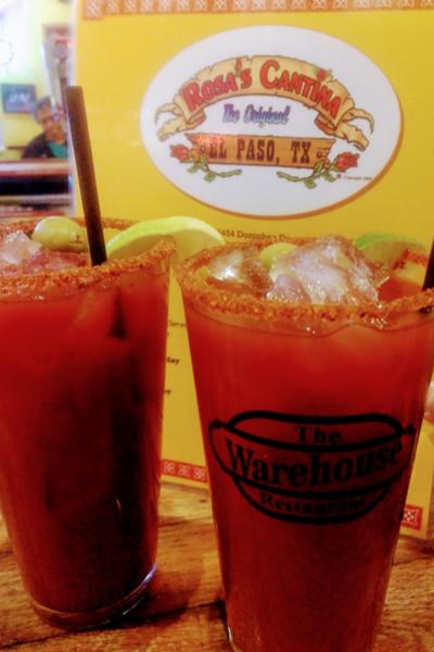 Rosas Cantina - Bloody Marys